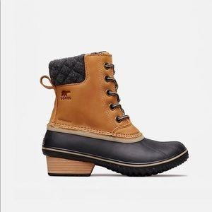 Sorel Slimpack II Lace Boots